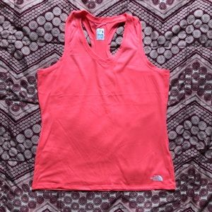 North Face women's exercise tank - size large